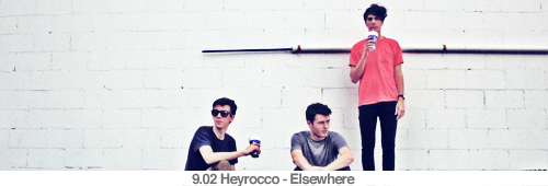 9.02 Heyrocco - Elsewhere